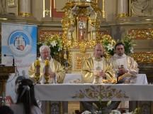 Odpust ku czci Trójcy Przenajświętszej w mikstackiej farze [relacja + zdjęcia]
