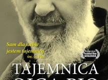 """Film """"Tajemnica Ojca Pio"""" w kinach!"""