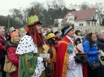 II Orszak Trzech Króli przeszedł ulicami Mikstatu [tekst, zdjęcia, filmik]