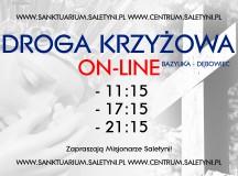 Centrum Pojednania La Salette w Dębowcu zaprasza na rekolekcje wielkopostne on-line i drogi krzyżowe on-line