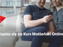 Kurs małżeński online – zaproszenie