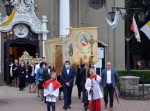 Uroczystość Najświętszego Serca Pana Jezusa w mikstackiej parafii