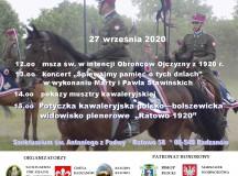 Zaproszenie na X Ratowskie Spotkania Patriotyczne