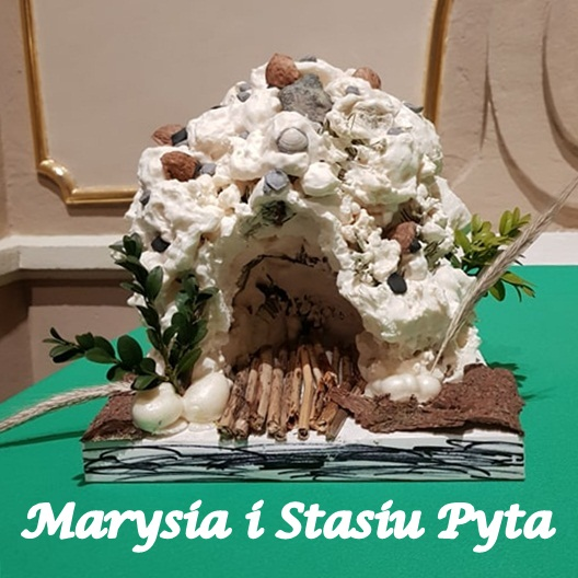 Marysia i Stasiu Pyta