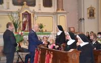 Dziękczynienie za 100 lat posługi Sióstr Franciszkanek Rodziny Maryi w Mikstacie